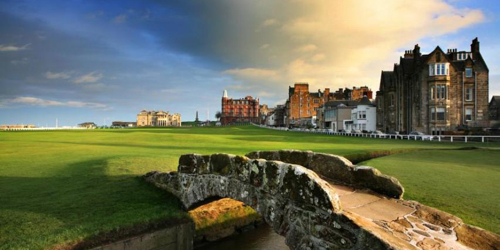 St. Andrews Links - Old Course Scotland golf packages