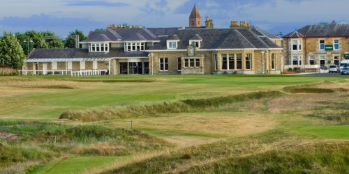 Prestwick Golf Club Scotland golf packages