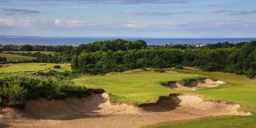 The Duke's Golf at St Andrews