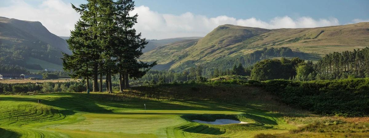 The Gleneagles Hotel - The PGA Centenary Course